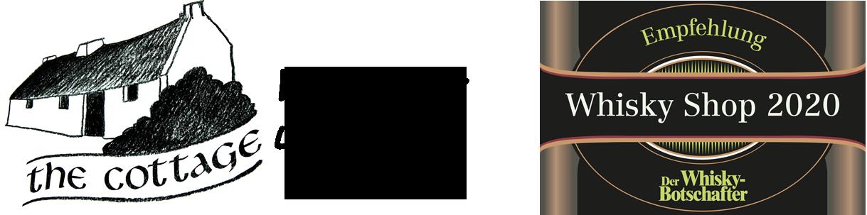 The Cottage Whiskyfachgeschäft-Logo