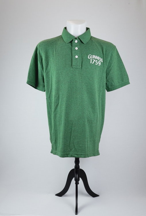 Guinness Polo Shirt 1759