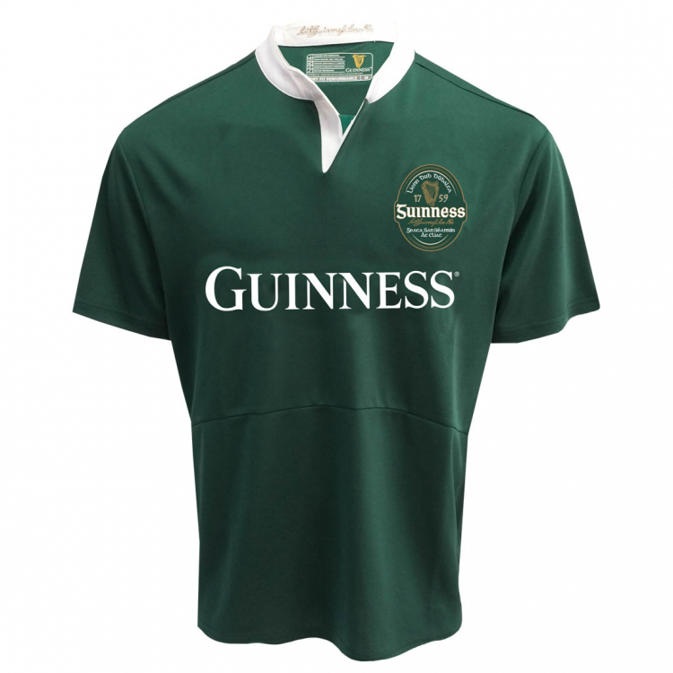 Guinness Rugby-Shirt Performance