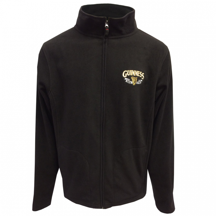 Guinness Fleece Jacket