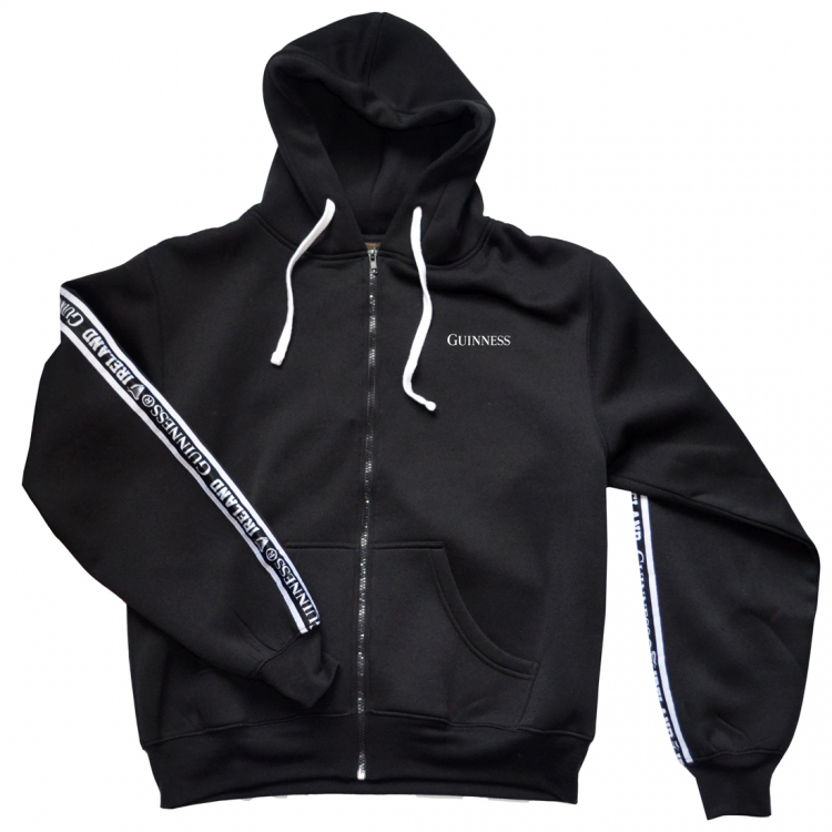 Guinness Full Zip Hoody
