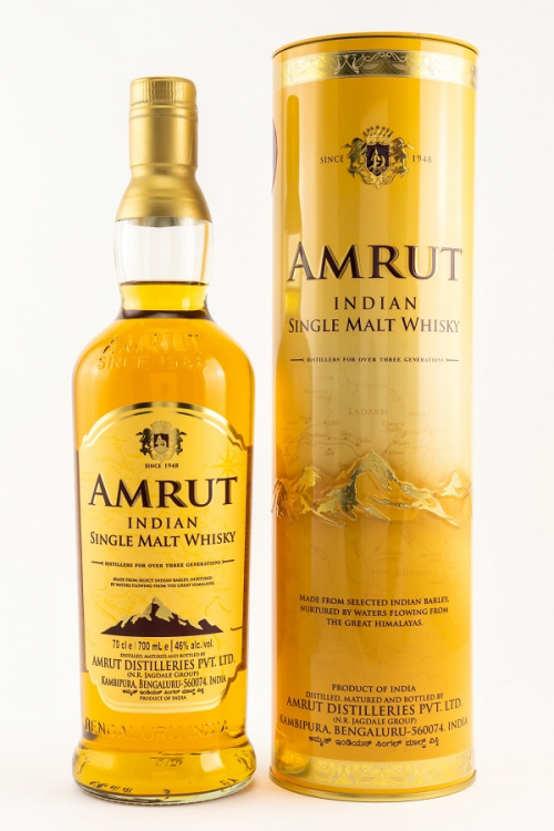 Amrut Indian Single Malt - Indien