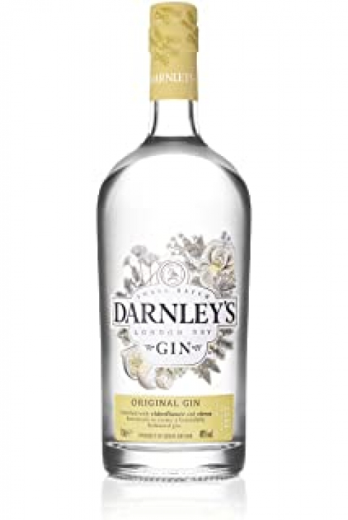 Darnley's View Small Batch London Dry Gin