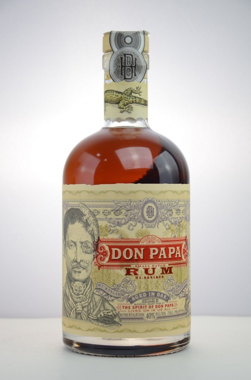 Don Papa 7 Jahre Small Batch Rum