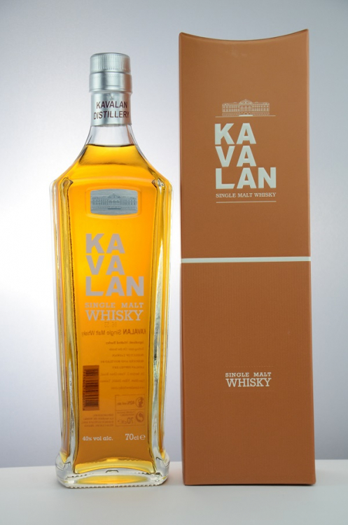 Kavalan Single Malt - Taiwan