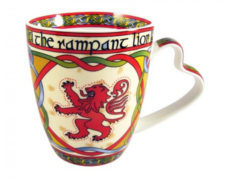 Scottish Weave Tasse The Rampant Lion