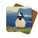 Coaster Puffin Compares to Ewe