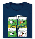 T-Shirt Seasons Of Ireland